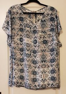 Maurices size 3  plus size Blouse